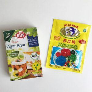 Ingrediënten onder de loep #6: agar agar
