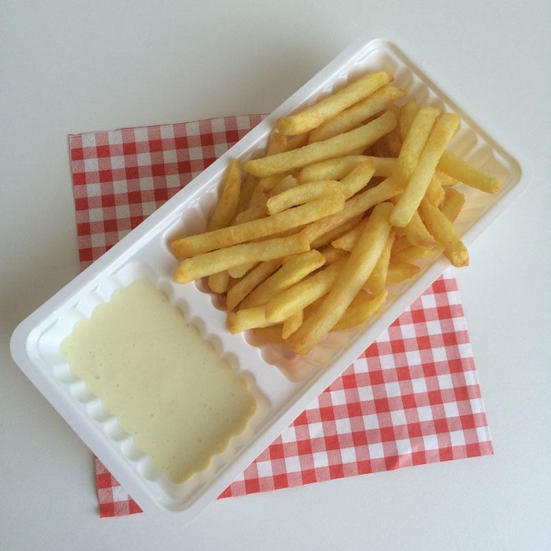 Aquafaba mayonaise