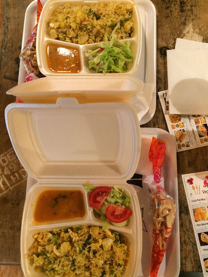 Review: Atithi vega restaurant A13 Delft