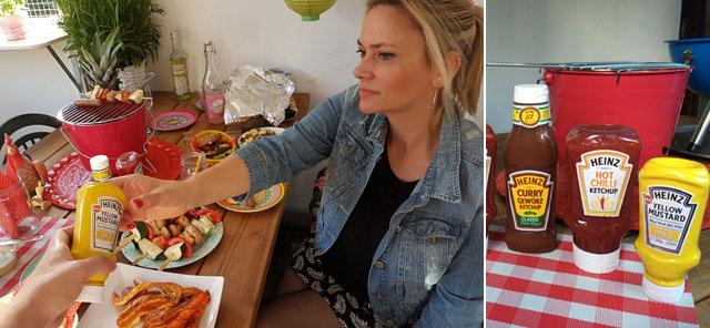 De campagne My BBQ Hero waar ik aan mee werkte voor Heinz: https://wateetjedanwel.nl/mijn-bbq-hero-heinz/