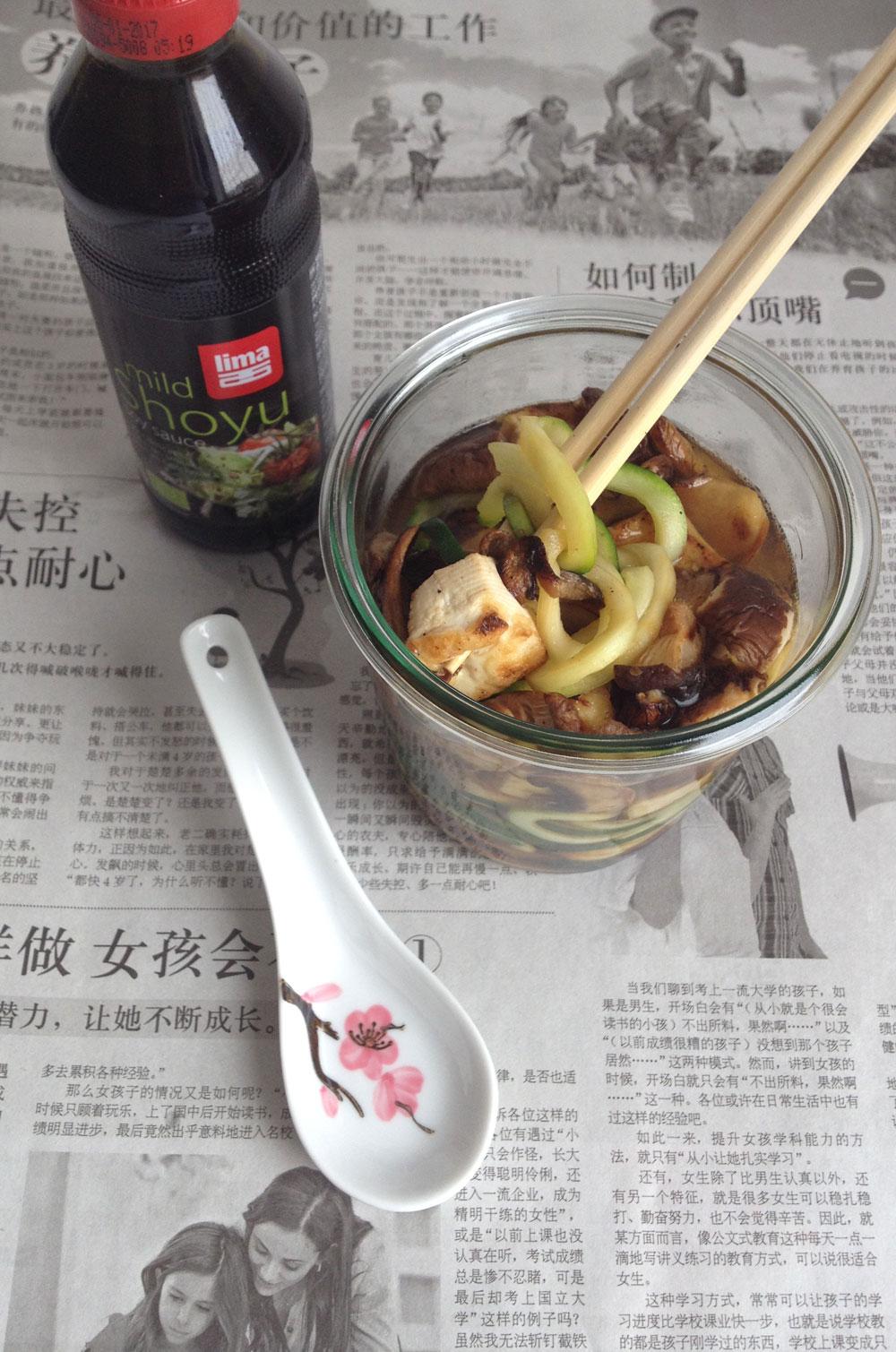 maaltijd noodles albert heijn
