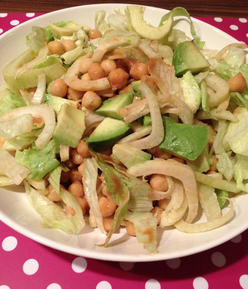 Detox salade