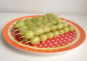 Druiven stokjes