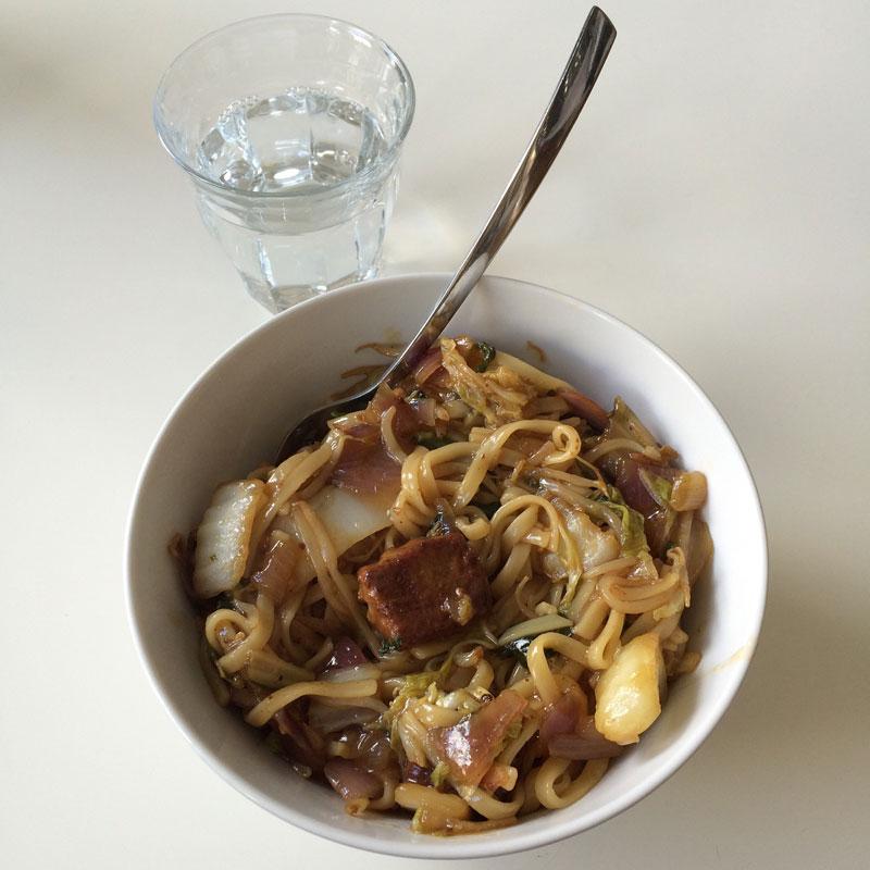 Vega noodles
