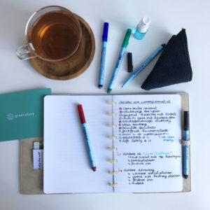 Orde in de chaos met Greenbook, een uitwisbaar notitieboek!