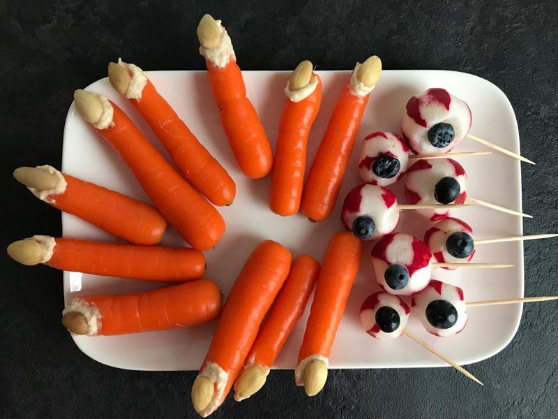 Halloween Snoep.Wat Eet Je Dan Wel Healthy Halloween Snacks Wat Eet Je