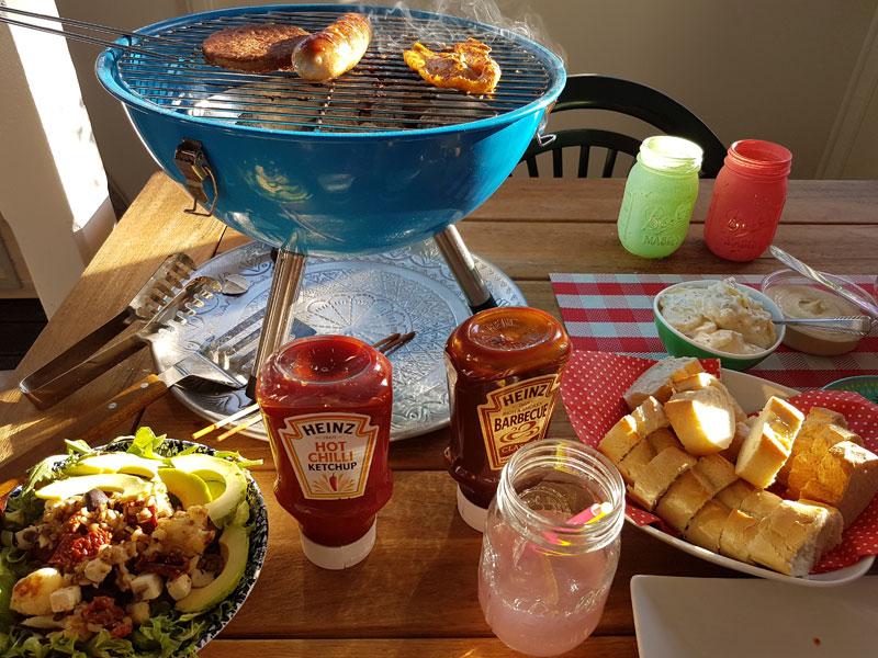 Fabien's barbecue