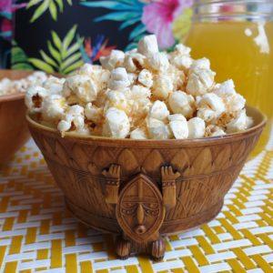 Kokos popcorn