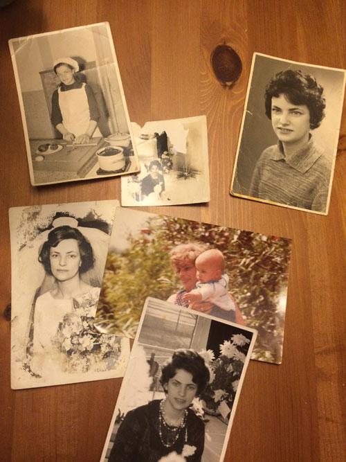 Mijn lieve moeder die verschrikkelijk gemist wordt.