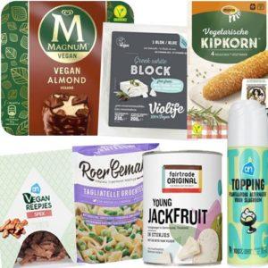 Mijn 7 favoriete vegan producten van 2019 tot nu toe