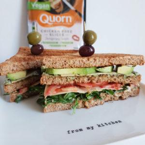 Nieuw: Quorn vegan deli broodbeleg + recepten