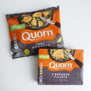 Nieuw: Quorn vegan nuggets en filets + recepten