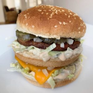 Vegan Fast Food Friday #1: No Big Mac