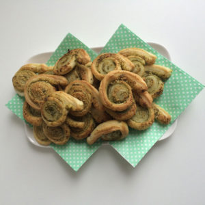 Pesto rolletjes