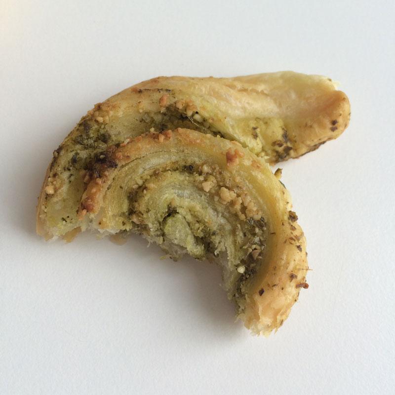 Pesto rolletjes