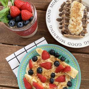 Plantaardig en sojavrij ontbijt: 3 lekkere recepten