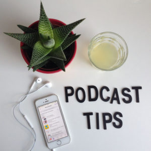 Podcasts for dummies + mijn favorieten