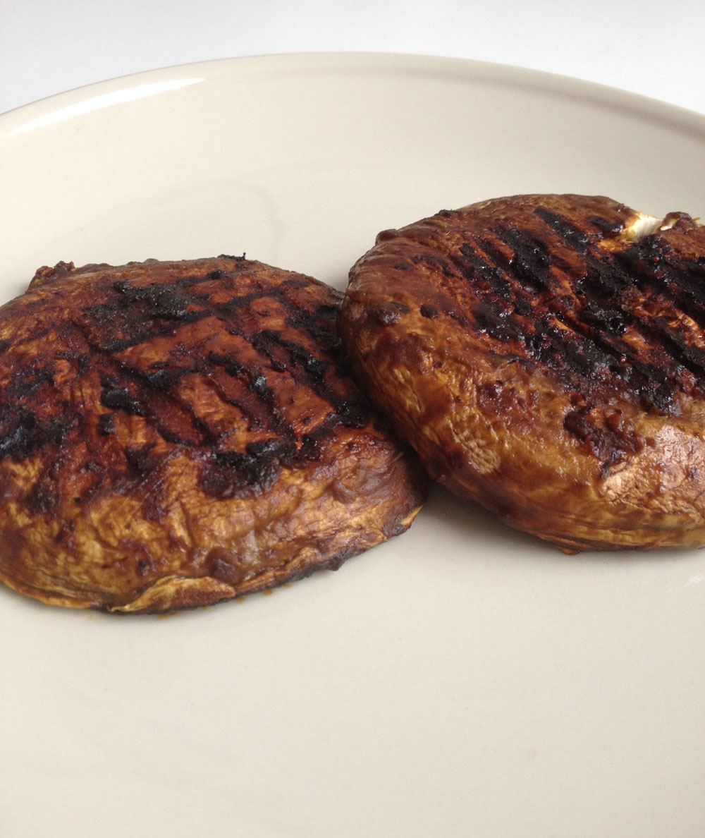 Portobello steaks