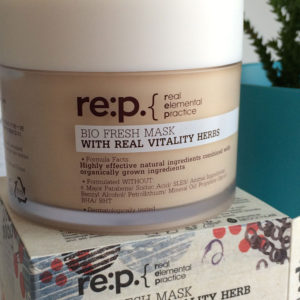 Review: RE:P Bio Fresh mask
