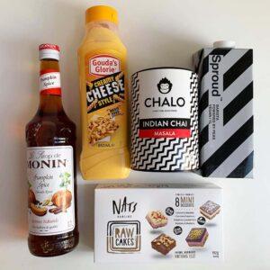 Shoplog #10: vegan producten bij de horeca groothandel