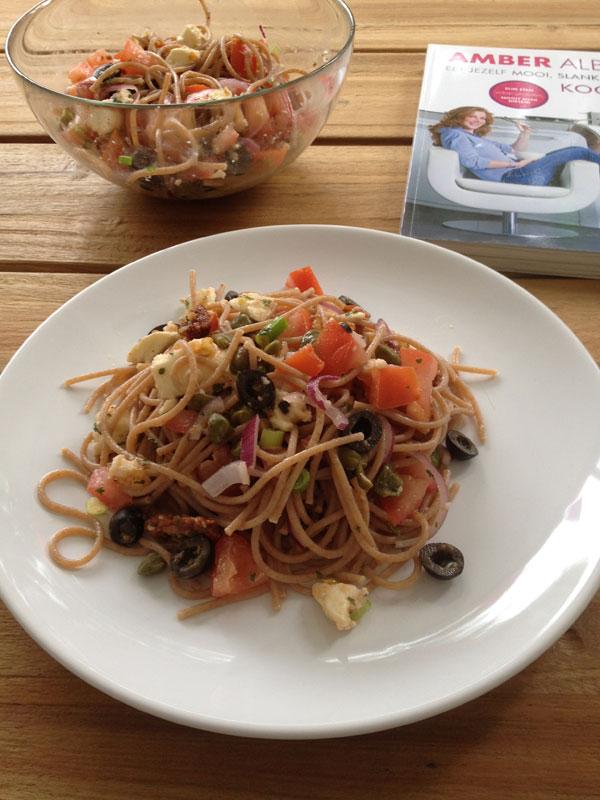 Sophia's zomerse pasta