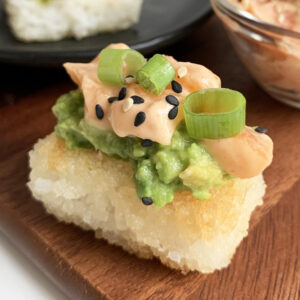TikTok ontdekkingen #11: crispy rice blocks