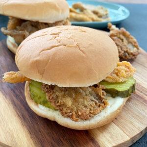 TikTok ontdekkingen #22: 'fried chicken' van oesterzwammen