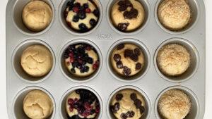 TikTok ontdekkingen #6: muffin pancakes