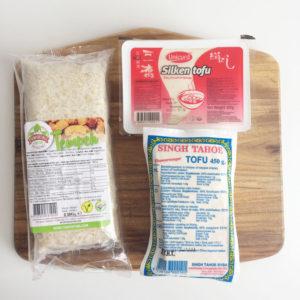 Vegan FAQ #1: wat zijn tofu en tempeh en hoe bereid je dat?