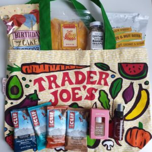 Vegan shoplog #8: Trader Joe's in Amerika shoplog en wishlist