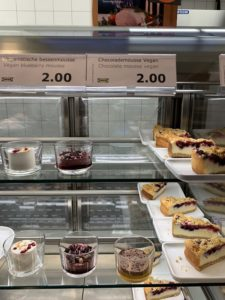 Vegan opties bij IKEA