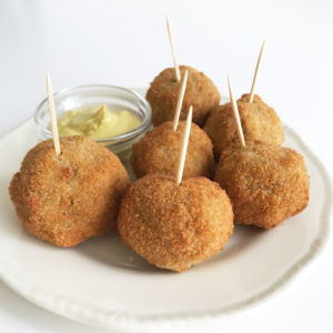 Vegan Fast Food Friday #15: vegan bitterballen