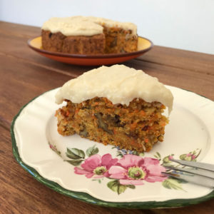 Vegan carrotcake