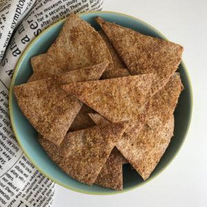 Vegan doritos chips