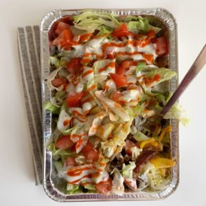 Vegan Fast Food Friday #11: kapsalon
