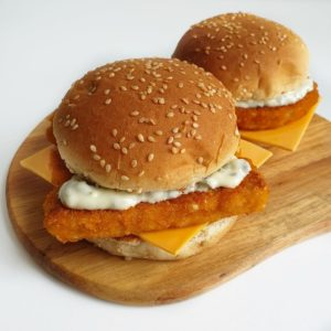 Vegan Fast Food Friday #14: fish filet