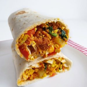 Vegan Fast Food Friday #16: breakfast burrito