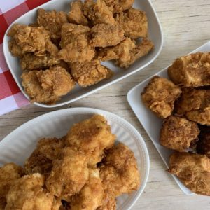 Vegan Fast Food Friday #5: vegan fried chicken