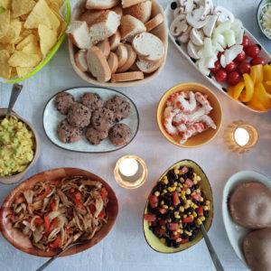 Vegan Feestdagen #1: gourmetten