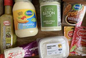 Vegan Food Swaps #2: hartige sauzen