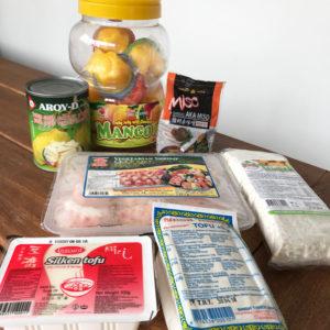 Vegan in de Aziatische supermarkt #3
