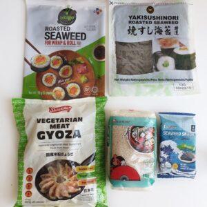 Vegan in de Aziatische supermarkt #5