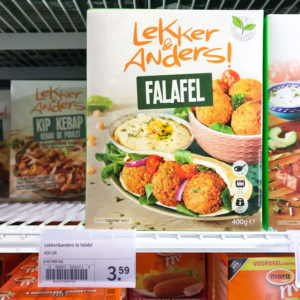 Vegan in de supermarkt #12