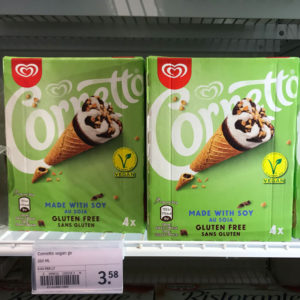Vegan in de supermarkt #14