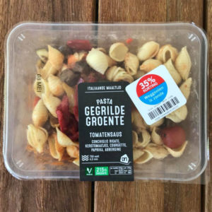 Vegan in de supermarkt #16