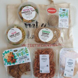 Vegan in de supermarkt #47 + video!