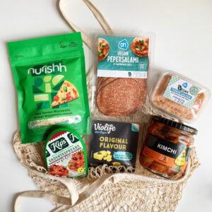 Vegan in de supermarkt #66