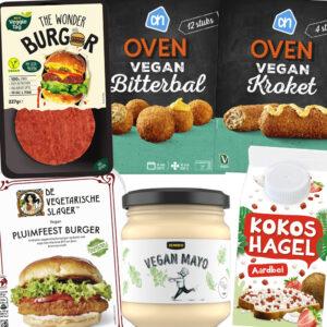 Vegan in de supermarkt #67
