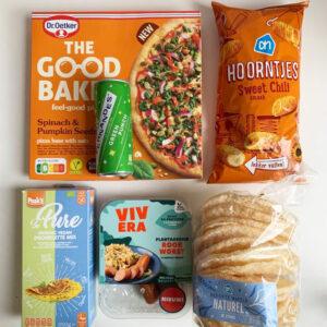 Vegan in de supermarkt #73