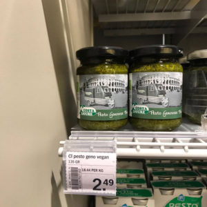 Vegan in de supermarkt #9